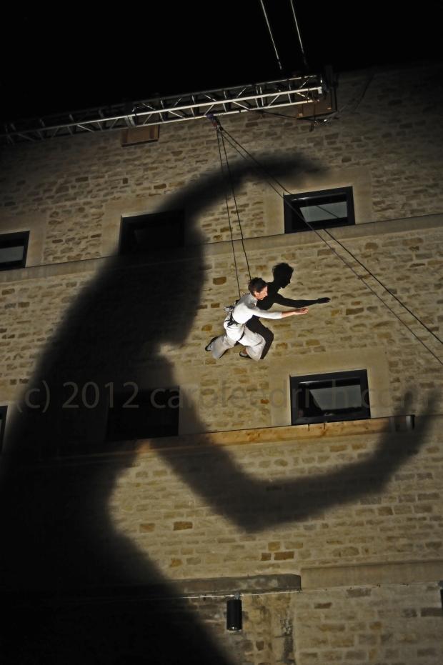 Compagnie Retouramont at Dancin' Oxford