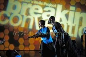 Improvisation at Breakin' Convention 2011