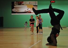 Redbridge dance-a-thon