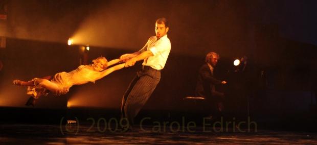 TangoFire at Sadler's Wells in April 2011