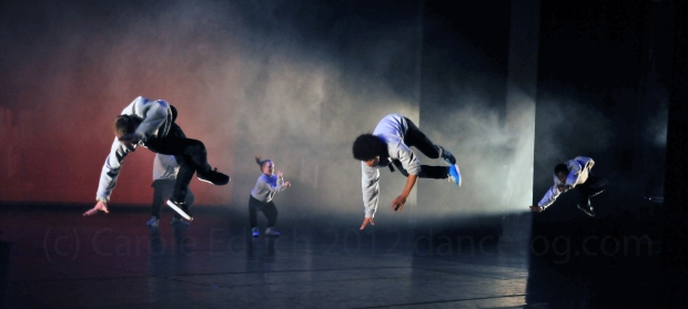 Avant Garde Youth performing at Breakin' Convention