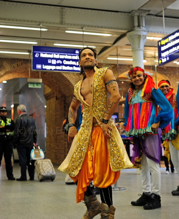bollywood at st pancras 2011
