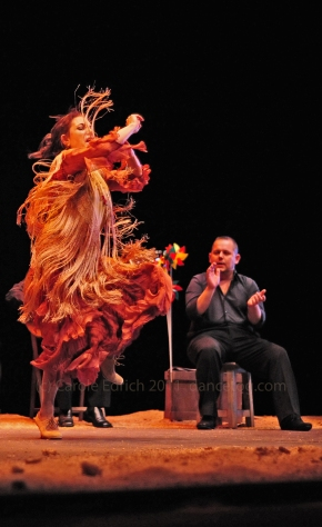 Yerbabuena at Sadler's Wells 2011