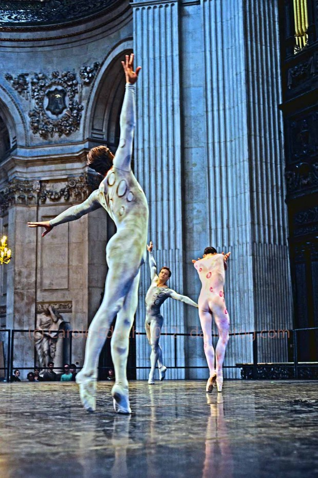 English National Ballet at St Pauls, 2012