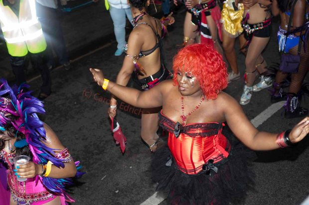 Carnival 2012 with Poison