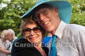 11th August 2012. Dancers at Tango Al Fresco