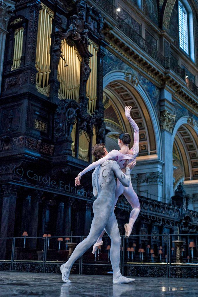 Royal National Ballet at St Pauls