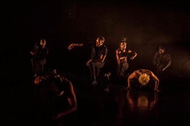Avant Garde Dance performing Black Album at The Place