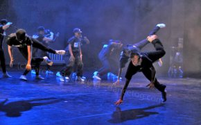 Breakin' Convention, Sadler's Wells main stage, 2011