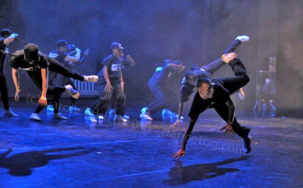 Breakin' Convention, Sadler's Wells main stage, 2011