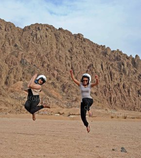 Dancing in the South Sinaii
