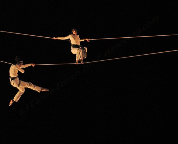 Compagnie Retouramont at Dancing Oxford 2012