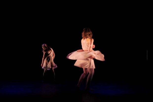 Dancers at 60x60, Stratford Circus, 2010