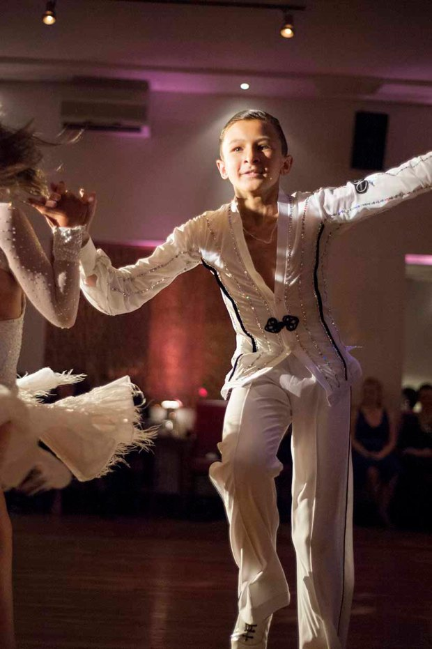 Shooting Stars Charity Ball for Parkinsons UK at Stardust Ballroom in London, (c) Carole Edrich 2012