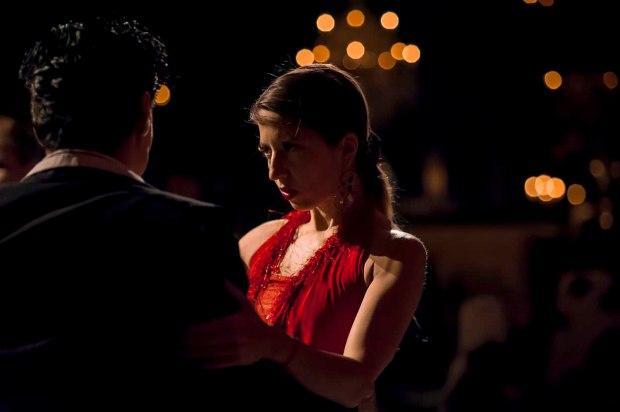 Electric tango at the Gaucho Grill, (c) Carole Edrich 2013