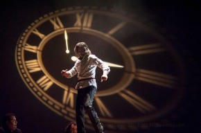 Farruquito dancing Abolengo at Sadler's Wells Flamenco Festival, (c) Carole Edrich 2013