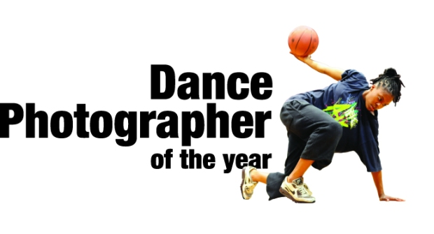 DPOTY LOGO Basketball, (c) DancePOTY and Gavin Ives, 2012