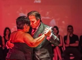 Jorge Dispari and Maria del Carmen at Negracha, October. (c) Carole Edrich 2013
