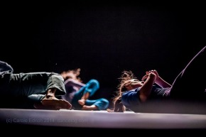 Hagit Yakira's 'In The Middle With You' at the Laban Theatre, (c) Carole Edrich 2014