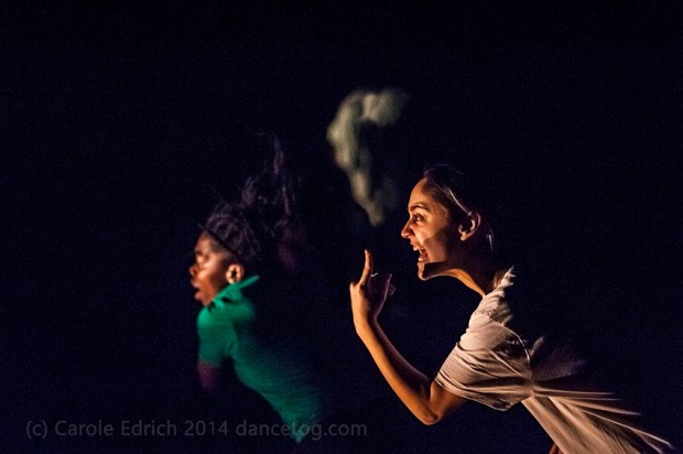 Botis Seva's Far From The Norm in H.O.H. at The Place, (c) Carole Edrich 2014