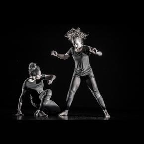 One Youth Dance performing in U.Dance, (c) Carole Edrich 2014