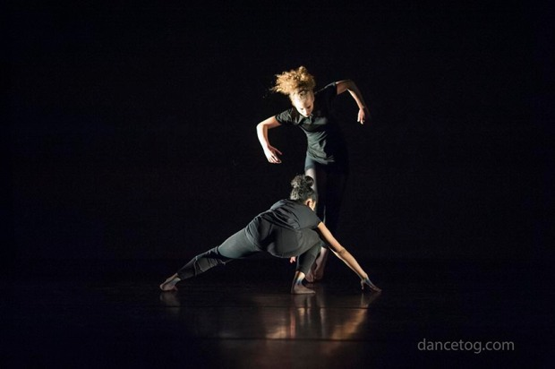 One Youth Dance performing AMAGUK at U.Dance London, (c) Carole Edrich 2014