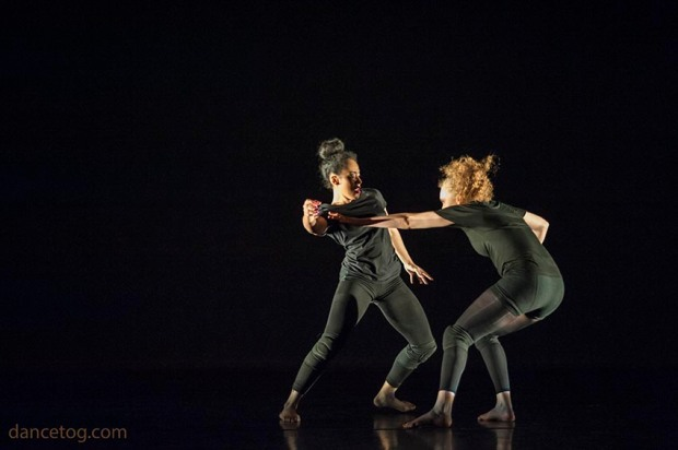 One Youth Dance in AMAGUK by Botis Seva, (c) Carole Edrich 2014