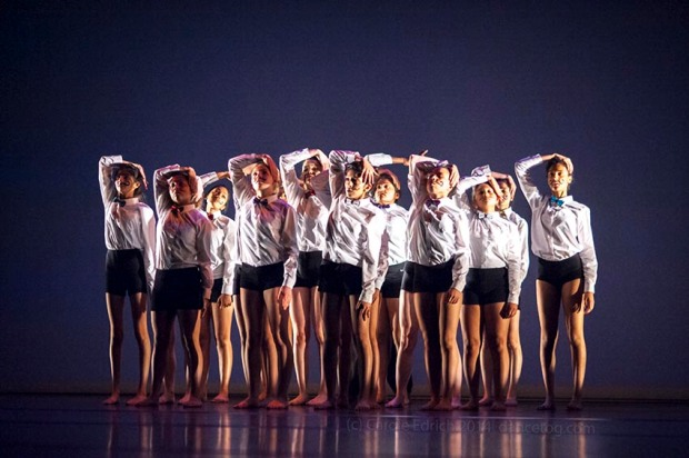 Goop! at U.Dance London, (c) Carole Edrich 2014