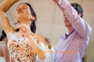 Last Day of Summer Dance Party, (c) Carole Edrich 2014