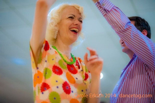 Last Day of Summer Dance Party, (c) Carole Edrich 2014