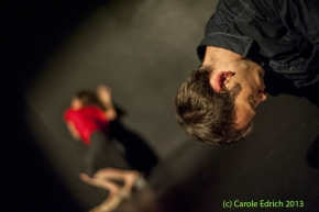 Stone Paper Paradise by Alex Crowe and Vanio Papadelli at Camden People's Theatre
