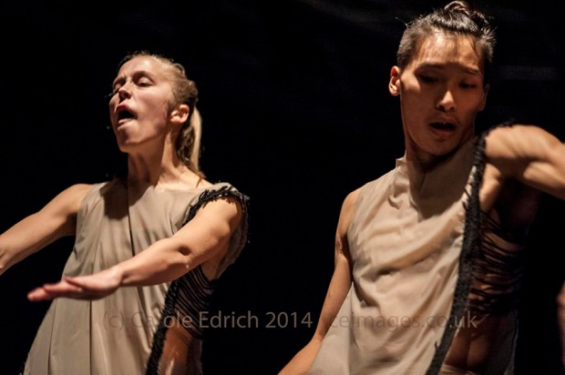 Vuong 10, premiered at Rich Mix, Bethnal Green London, (c) Carole Edrich 13/12/14
