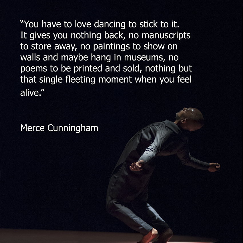 Dance to love