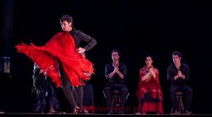 Images: 20 Years by Ballet Flamenco de Andalucia, Artistic Director Rafaela Carrasco, (c) Carole Edrich 2015