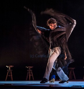 Images: 20 Years by Ballet Flamenco de Andalucia, Artistic Director Rafaela Carrasco, (c) Carole Edrich 2015