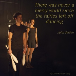 Dance Quote by John Selden