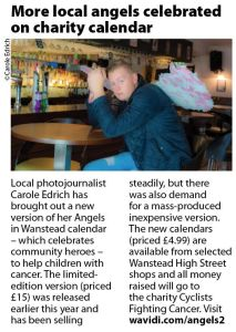 Introducing local angels, courtesy of Wanstead Local Directory