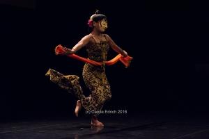 Rianto, Lilian Baylis Theatre, October 2016