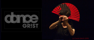 Maria Pages and Dance GRiST logo